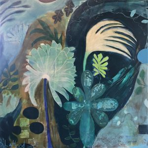 Plants Painting by artist Buddy LaHood