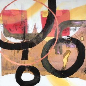 Buddy LaHood Abstract Art